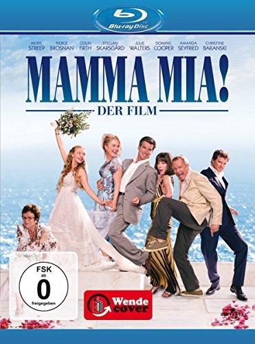 Mamma Mia! - Der Film [Blu-ray]