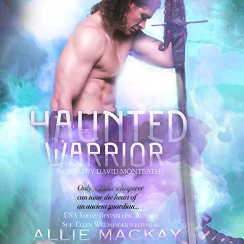 Haunted Warrior audiobook cover art