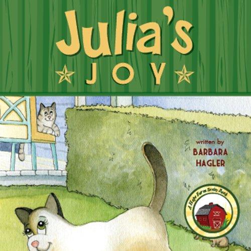 Julia's Joy audiobook cover art