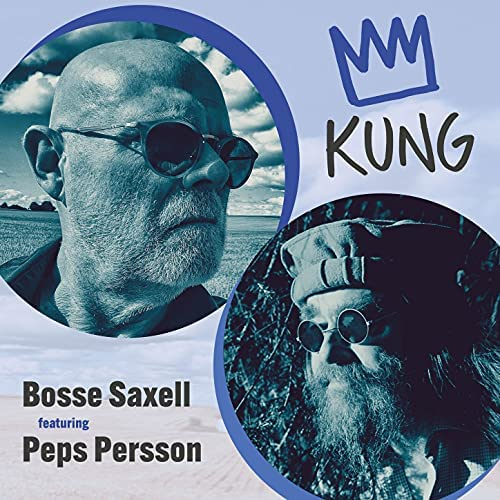 Bosse Saxell feat. Peps Persson