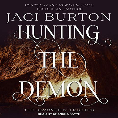 Hunting the Demon Audiobook By Jaci Burton cover art