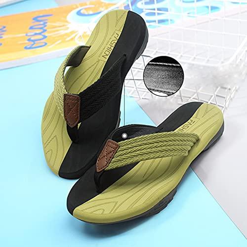 Unisex Chanclas y Sandalias de Piscina Para Mujer Zapatillas Casa Hombre Verano Pantuflas de baño -B/C / 44