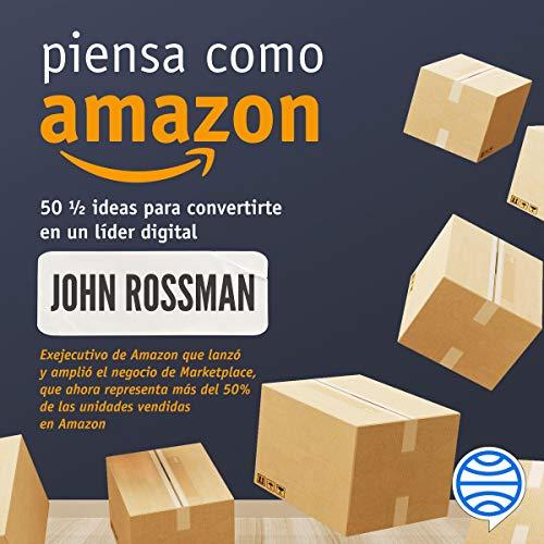 Piensa como Amazon cover art