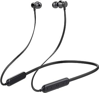 Kingworld Bluetooth Wireless Neckband Headphones with Mic