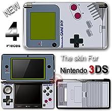 Original GAME BOY Classic Edition SKIN STICKER DECAL COVER for Nintendo 3DS