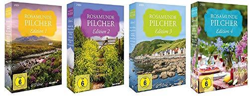 Rosamunde Pilcher Dvds Blu Rays Dvds Fernsehserien De
