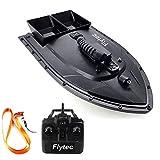 Goolsky Flytec 2011-5 Barco de pesca Barco Buscador 1.5kg Carga de gran capacidad 500 m Control remoto Motor doble RC Accesorios de barco Regalos para pescadores y hombres(Especificación: Reino Unido)