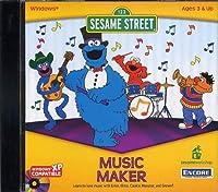 Sesame Street Music Maker (輸入版)