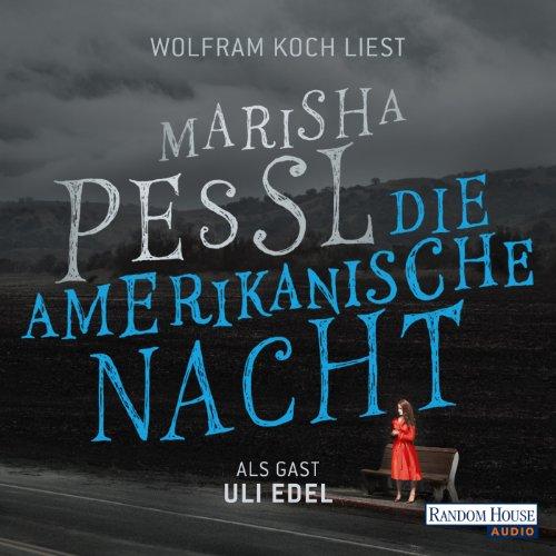 Die amerikanische Nacht audiobook cover art