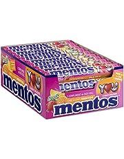 Mentos Chewy Dragee – grootverpakking met 40 rollen