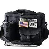 ActiveDoodie Dad Diaper Bag Messenger with Tactical Advantage Dad Bag Gear,...