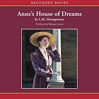 Anne's House of Dreams                   Auteur(s):                                                                                                                                 L.M. Montgomery                               Narrateur(s):                                                                                                                                 Barbara Caruso                      Durée: 8 h et 44 min     Pas de évaluations     Au global 0,0