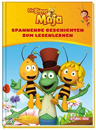 Biene Maja: Spannende Geschichten zum Lesenlernen (Die Biene Maja)
