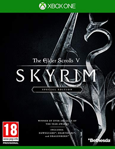 XBOX ONE The Elder Scrolls V Skyrim Special Edition NEU&OVP UK Import auf deutsch spielbar