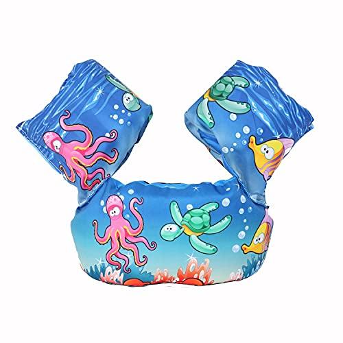 AURALLL Chaleco Salvavidas Chaleco de natación Chaleco Ayuda Auxiliar Chaqueta Niños Buoyania Chaleco Agua Accesorios Deportivos de Agua