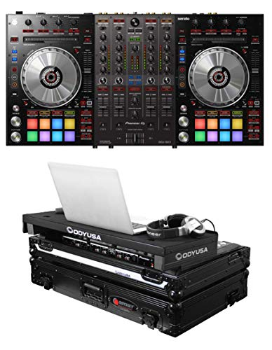 Best Buy! Pioneer DJ DDJ-SX3 + Odyssey FFXGSPIDDJSXBL Case Bundle Deal