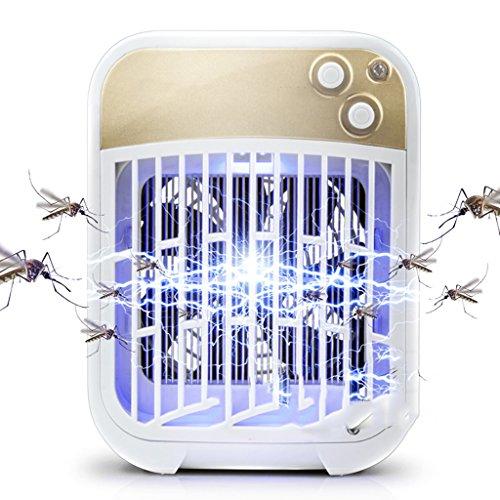 YLLXX Lámpara De Mosquito De Inhalación Eléctrica Hogar Libre De Radiación Mosquito Silencioso Barrido Interior Repelente De Mosquitos Plug-In Anti-Mosquito Artefacto