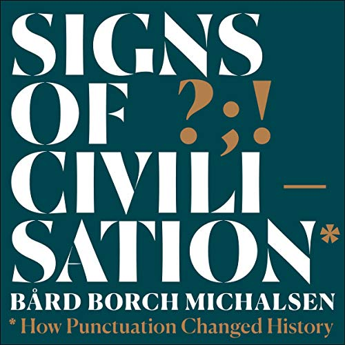 Signs of Civilisation cover art