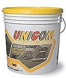 Laiv PPUNIGVE 01 Unigom - Funda líquida impermeabilizante universal, verde tenis, 18 kg