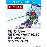 アルペンスキー FIS ワールドカップ 19/20 ハイライト 男子 スラローム ウェンゲン/スイス