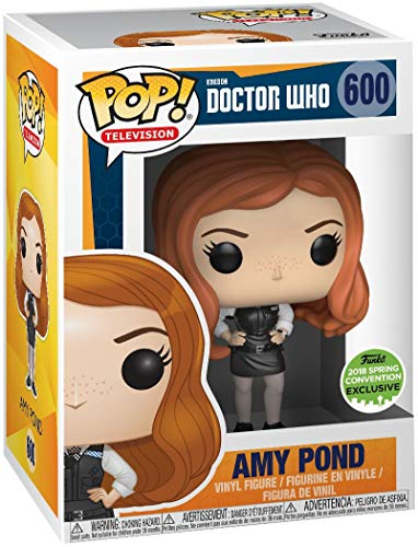 FunKo Pop Doctor Who - Amy Pond 2018 Spring Convention Exclusive