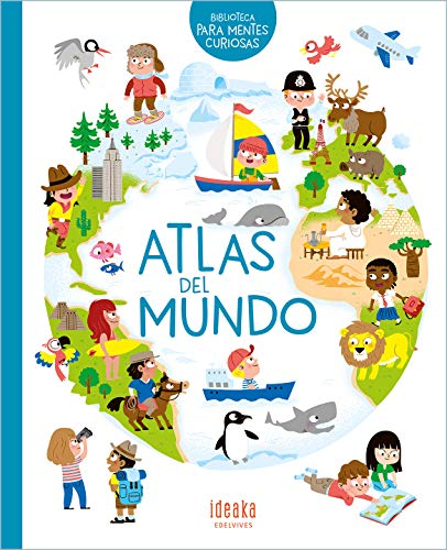 Atlas del mundo (IDEAKA)