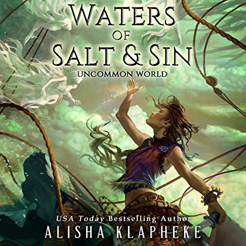 Waters of Salt and Sin audiobook cover art