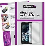 dipos I 6X Schutzfolie klar kompatibel mit Archos Sense 50 X Folie Bildschirmschutzfolie