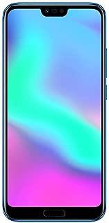 Honor 10 Dual SIM - 128GB, 4GB RAM, 4G LTE, Phantom Blue