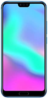 Honor 10 Dual SIM - 128GB, 4GB RAM, 4G LTE, Phantom Blue