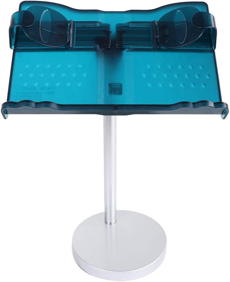 Durable and Non- sold out Reservation Adjustable Reading with D Clip Stand