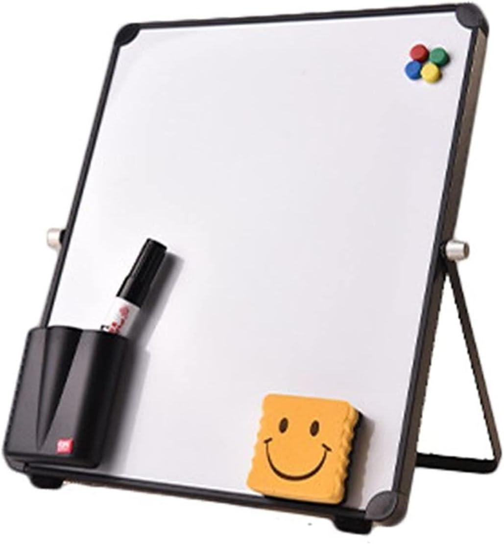 JIAQUAN-SHOP Easel Erasable Magnetic Ranking TOP7 Ranking TOP19 Desktop Message Whiteboard