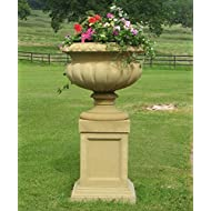 Large Garden Planter Victorian Pedestal