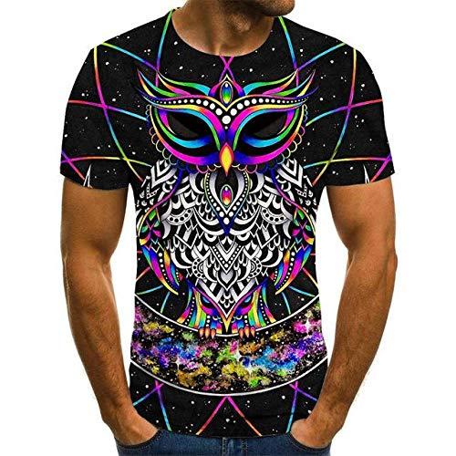 Summer Pig Pattern Print ShirtCamiseta Divertida Ropa de Hip