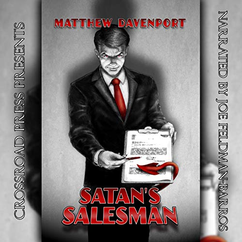 Satan's Salesman audiobook cover art