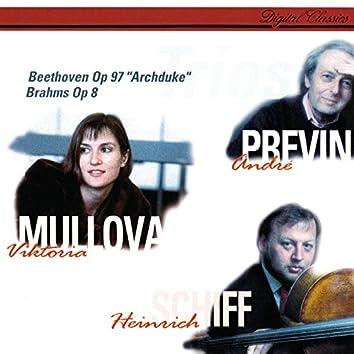 "Beethoven: Piano Trio No. 7 ""Archduke"" / Brahms: Piano Trio No. 1"