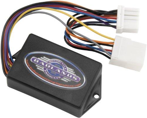 Badlands Illuminator Plug-in Style Run, Brake and Turn Signal Module ILL-01-A