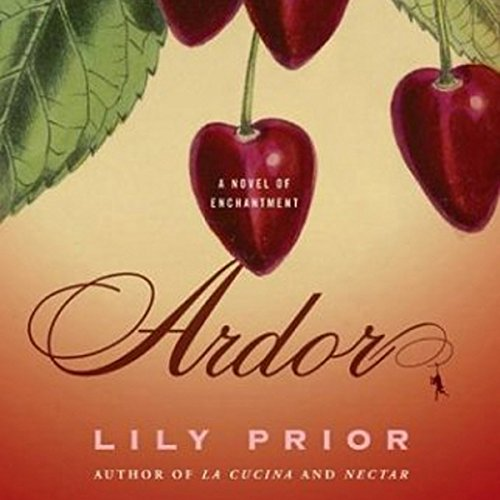 Ardor audiobook cover art