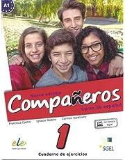 Compañeros 1 cuaderno de ejercicios. Nueva edición (Companeros: Exercises Book with Access to Internet Support: Cusro de Espanol)
