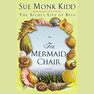 The Mermaid Chair                   By:                                                                                                                                 Sue Monk Kidd                               Narrated by:                                                                                                                                 Eliza Foss                      Length: 10 hrs and 18 mins     662 ratings     Overall 3.6