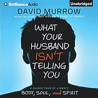 What Your Husband Isn't Telling You audiobook cover art
