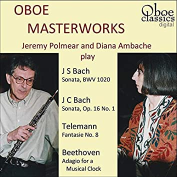 Oboe Masterworks
