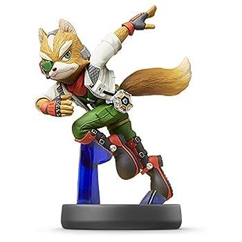 fox mccloud amiibo