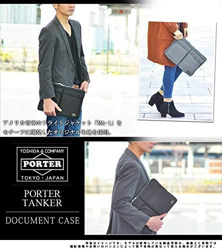 ポーター(PORTER)タンカードキュメントケース622-66500ブラック10