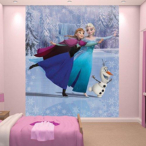 Fototapete Disney Frozen inkl. Tapetenkleister Kindertapete Wandtapete