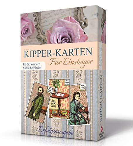 Kipper-Karten für Einsteiger: Set mit Buch und Karten