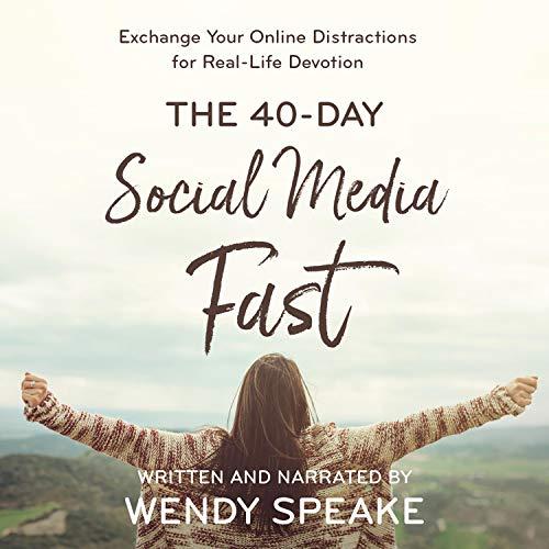 40-Day Social Media Fast cover art
