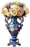 Vase Dekoration Dekorative Blumen Porch TV-Möbel, Dekoration, Einrichtungsgegenstände Home Fanjiani Kreative Wohnzimmer amerikanische Harz JXLBB