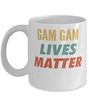 Gamer Undefined Coffee Mug 11oz, White