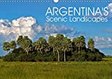 Argentina's Scenic Landscapes (Wall Calendar 2019)